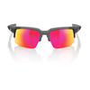 100% Speedcoupe Cykelbriller STD Mirror Lens sort